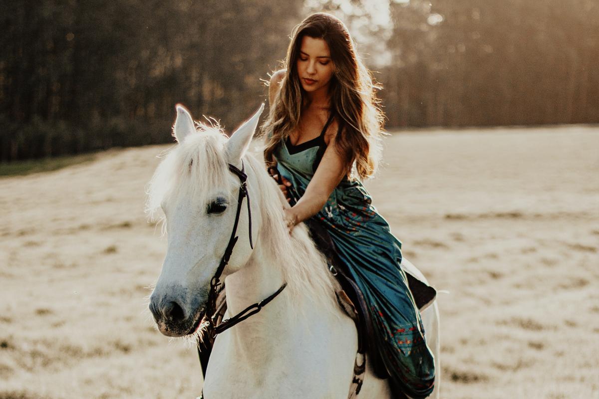 cómo cuidar el pelo de mi caballo