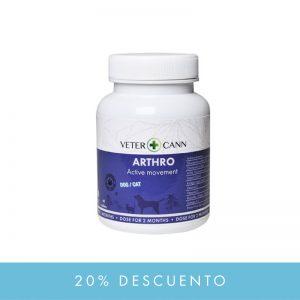 Vetercann Arthro Suplemento Nutricional